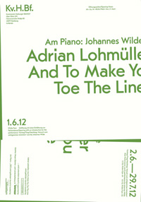 - Adrian_Lohmueller_And_To_Make_You_Toe_The_Line_flyer_0